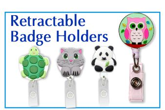Enamel Badge Holders
