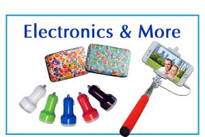 Electronics and More