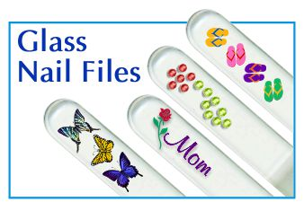 Glass Nail Files