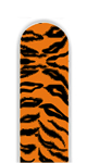 Glass Nail File: Tiger Print