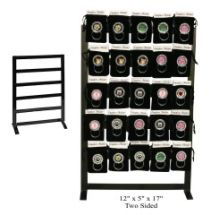 Display: Metal Rack