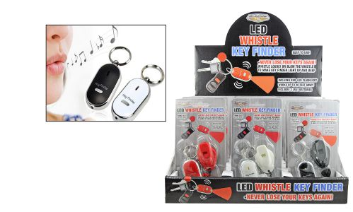 LED Whistle Key Finder