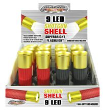 Shot Shell Flashlights