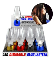 LED Dimmable Blow Lantern