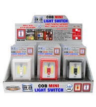 COB Mini Light Switch