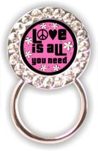 Eyeglass Holder: Love is all you need
